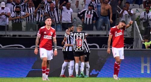 River se despidió de la Libertadores
