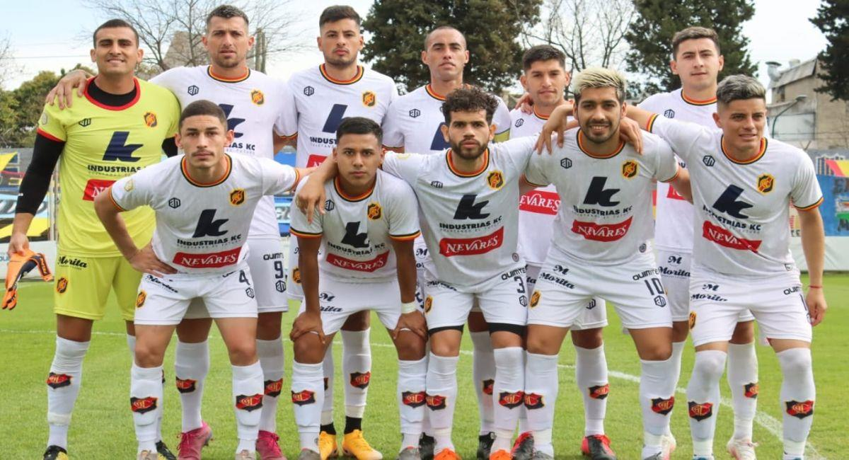 Colegiales FC de Munro. Foto: Facebook Club Colegiales