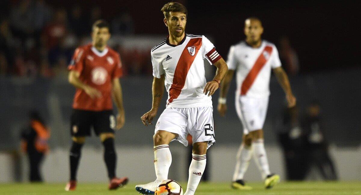 River recibe a Independiente. Foto: @RiverPlate