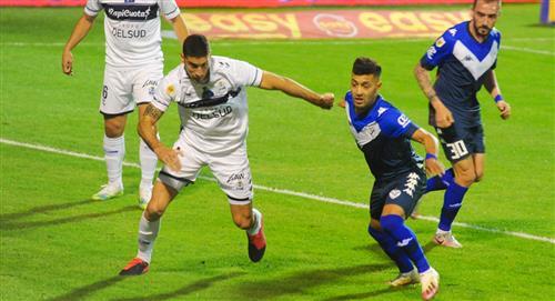 Gimnasia no pasó del empate con Vélez