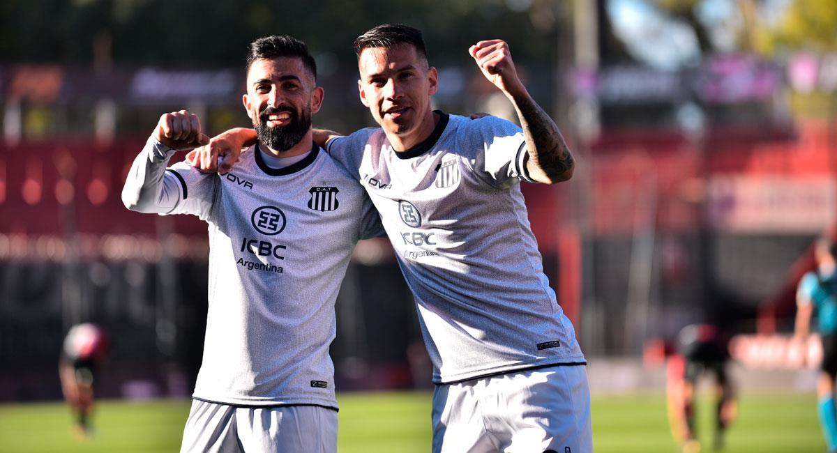Talleres marcha puntero en la Liga Profesional. Foto: Twitter Liga Profesional Argentina