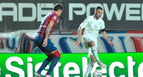 Racing logró empate agónico ante San Lorenzo