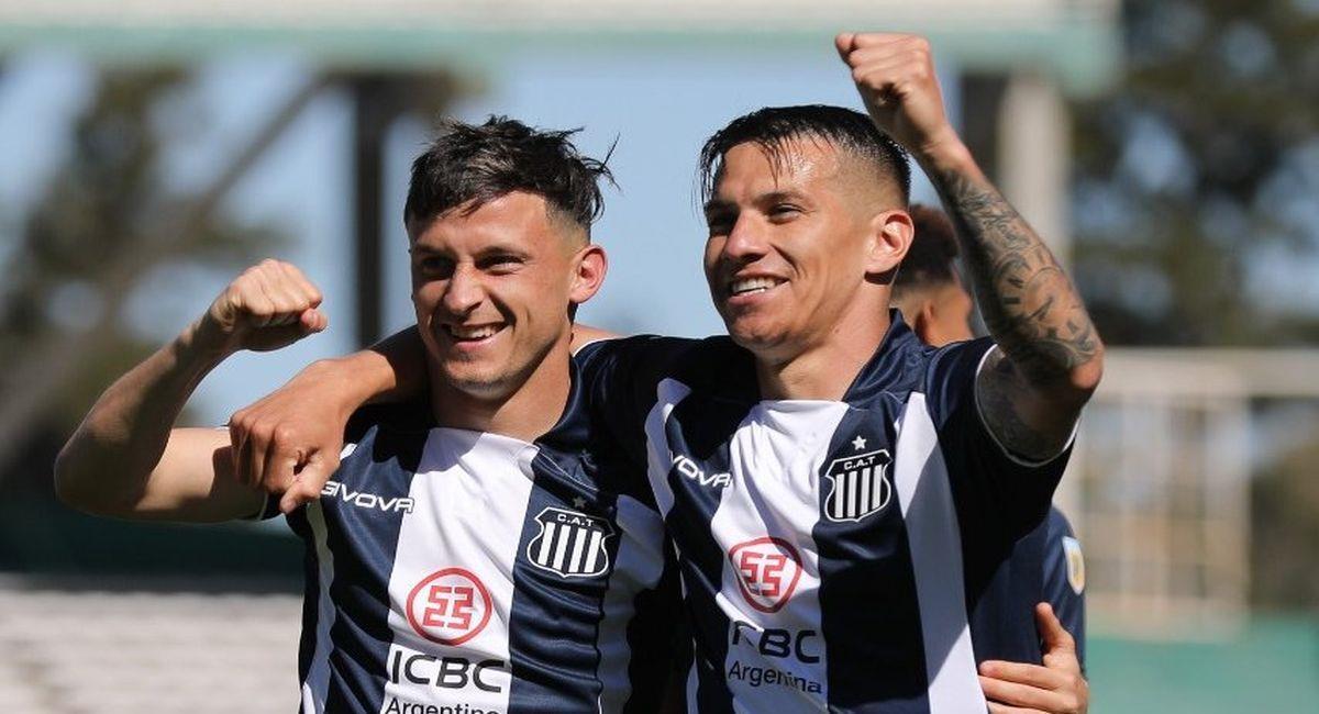 Talleres de Córdoba sigue mandando en la Liga Profesional. Foto: Facebook Club Talleres de Córdoba