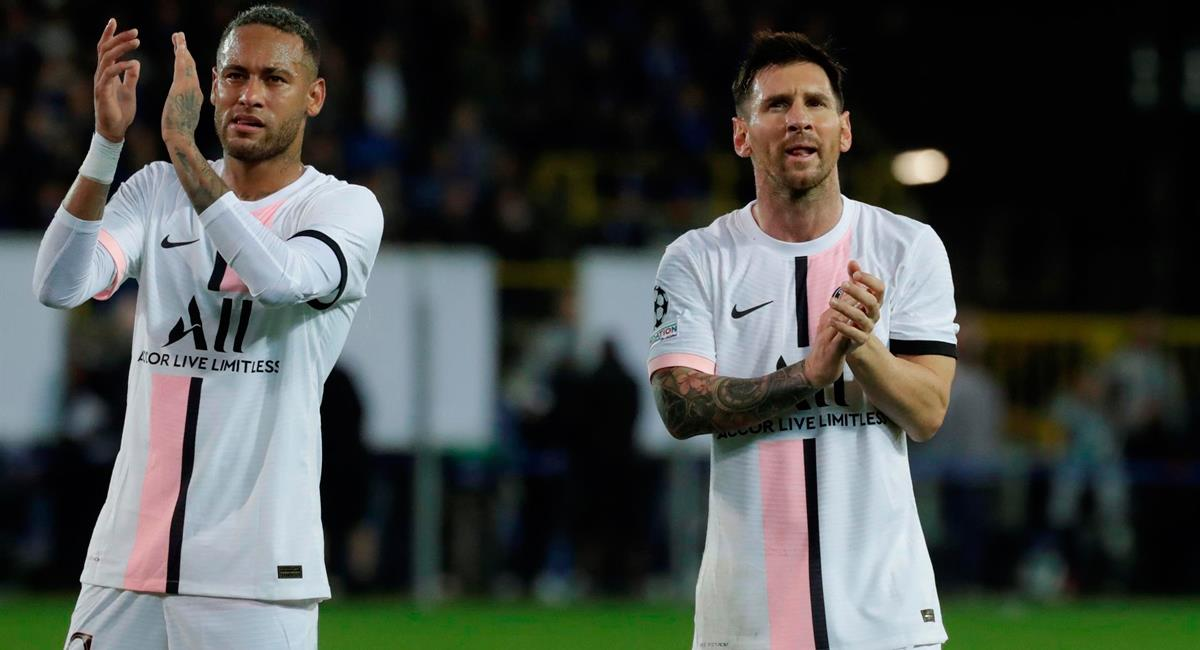 El técnico del PSG pidió paciencia con el trío Messi, Neymar, Mbappé. Foto: EFE
