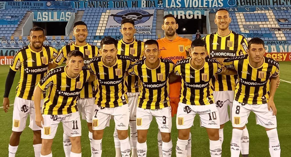 Club Almirante Brown. Foto: Facebook Club Almirante Brown