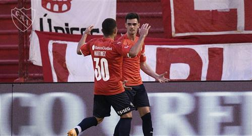 Independiente venció a Huracán