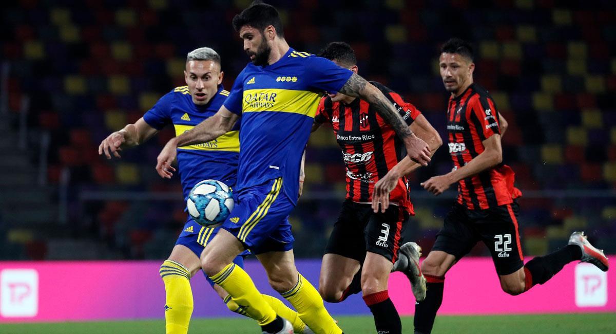 Boca está en semifinales de Copa Argentina. Foto: Twitter Boca Juniors