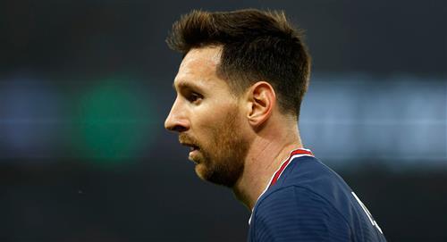 Lionel Messi sufre lesión y se perderá duelo contra el Metz por la Ligue 1