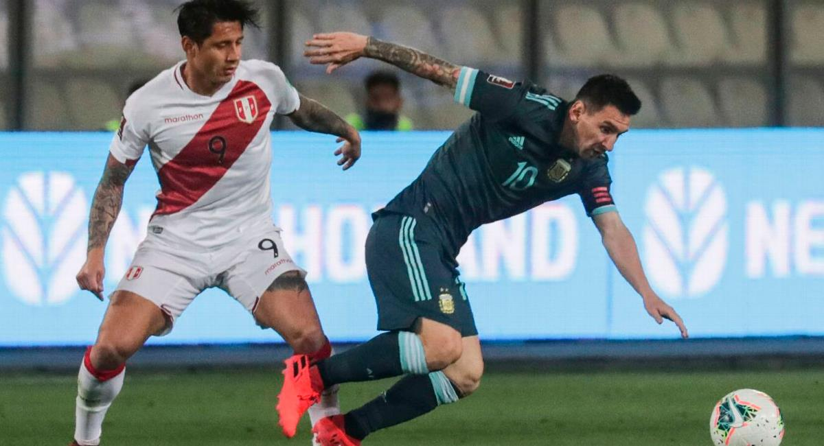 Argentina enfrentará a Perú el próximo 14 de octubre. Foto: EFE
