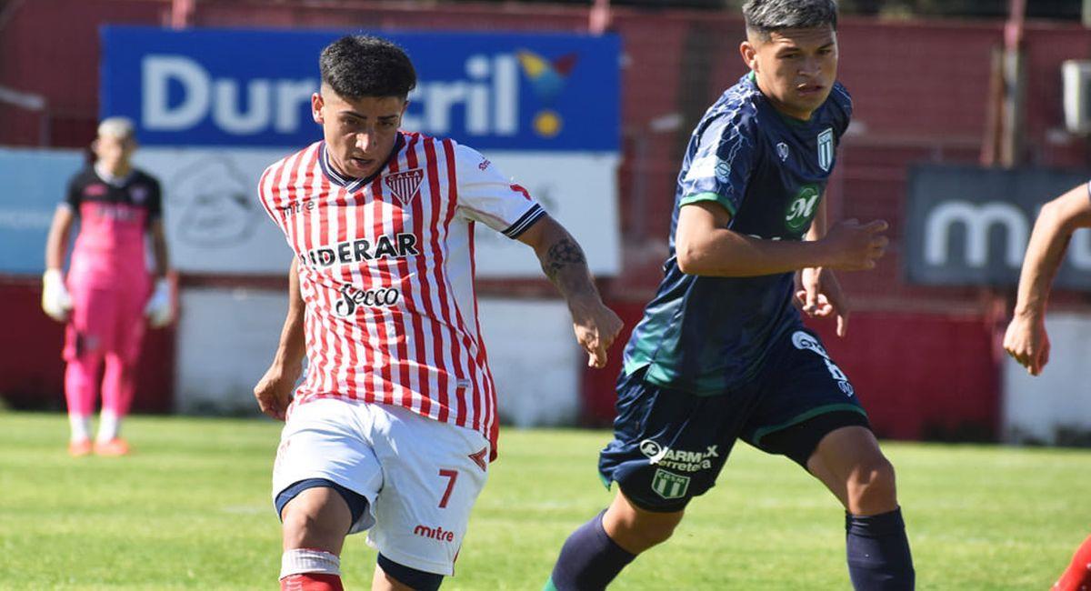 Los Andes sigue en la pelea por la Primera B Metropolitana. Foto: Facebook Club Los Andes