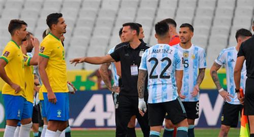 """""""El partido se tiene que definir en cancha"""""""