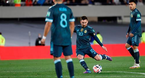 ¿Cuándo volverá a jugar Argentina?