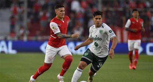 El Rojo no pudo con Sarmiento
