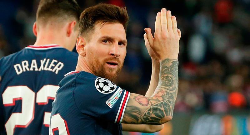 Papa Francisco alabó a Messi
