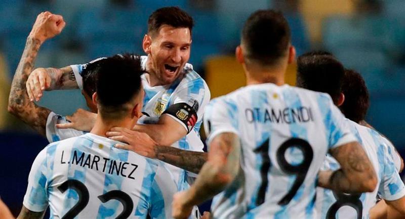 CONFIRMADO: horarios de Argentina ante Uruguay y Brasil