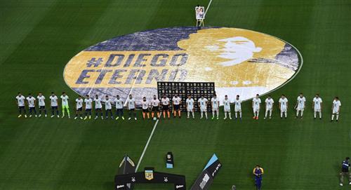 Boca Juniors jugará la Copa Maradona ante Barcelona de España en diciembre del 2021