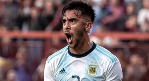 'Nico' González dio positivo a COVID-19